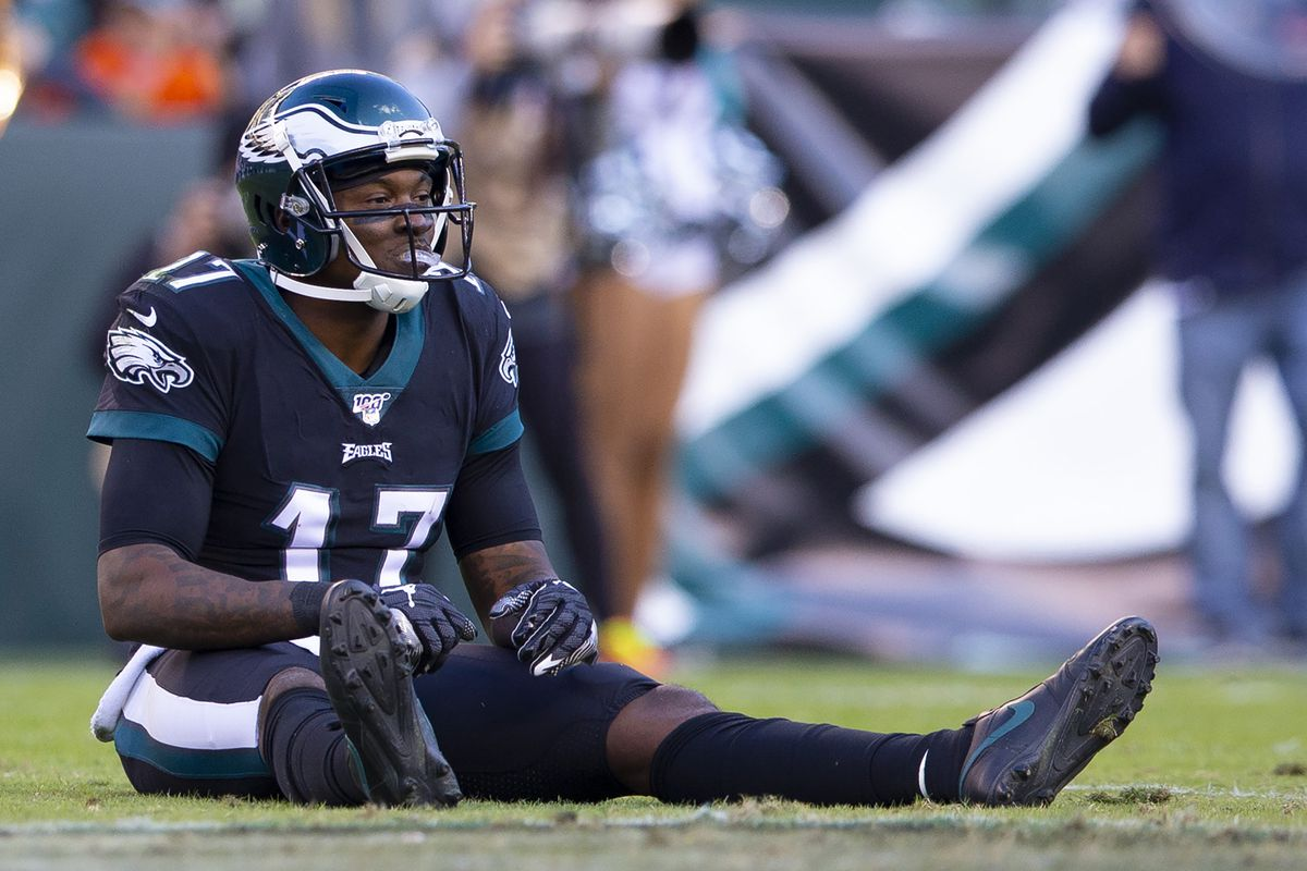 Alshon Jeffery: Eagles put wide receiver on PUP list ahead of ...