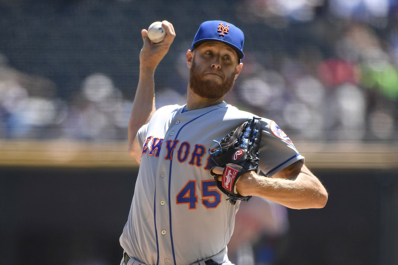 MLB: New York Mets at Chicago White Sox