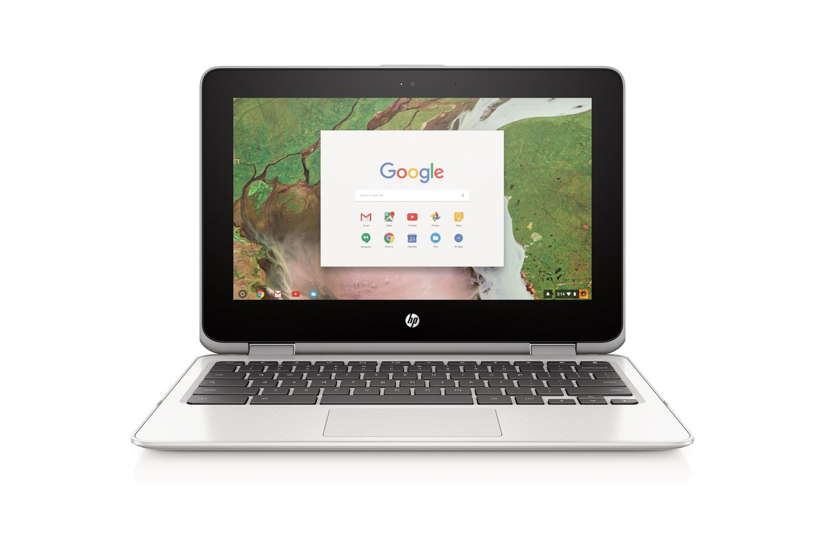 Hp Releases Its Education Chromebook To The Public The Verge