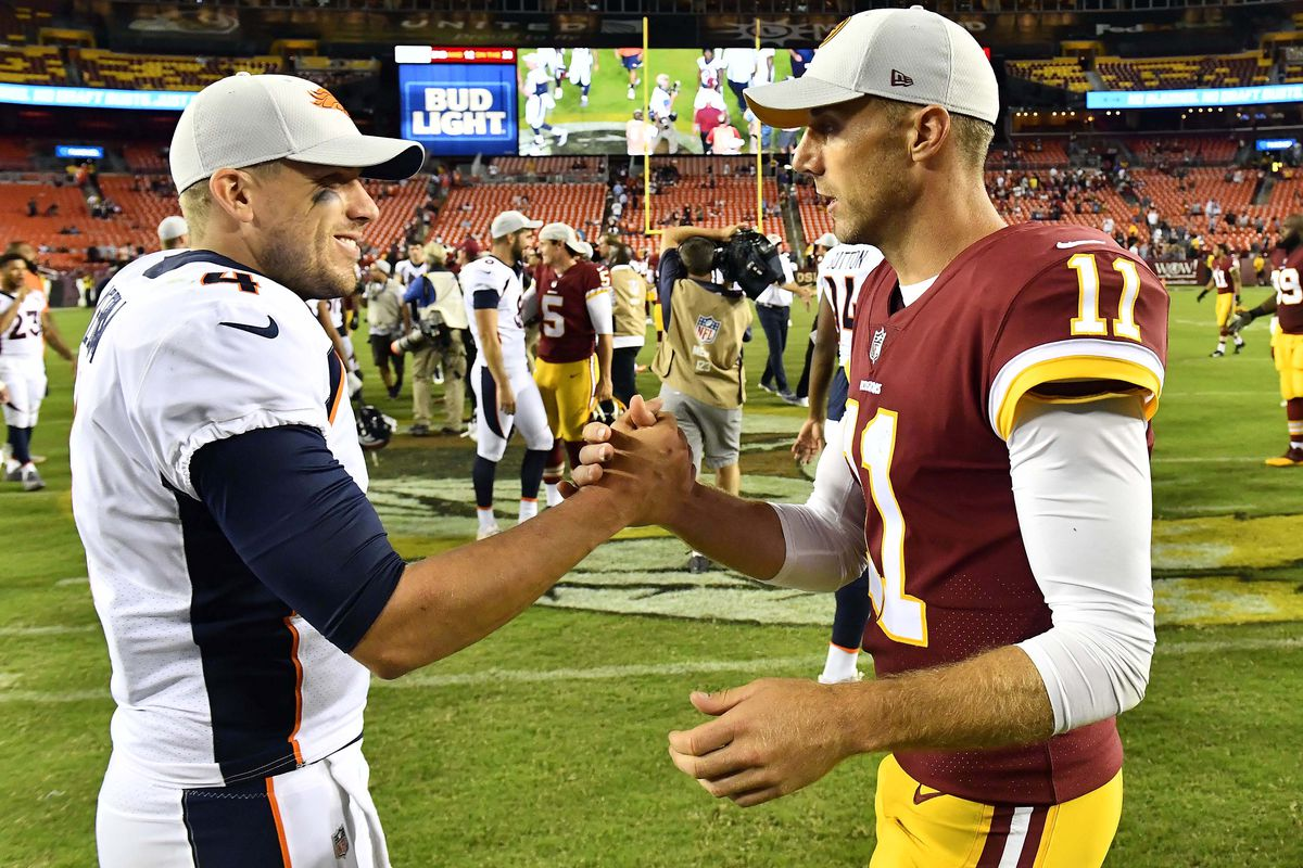 4c0919bc3 Analysis  The age of well-aged NFL quarterback - Mile High Report