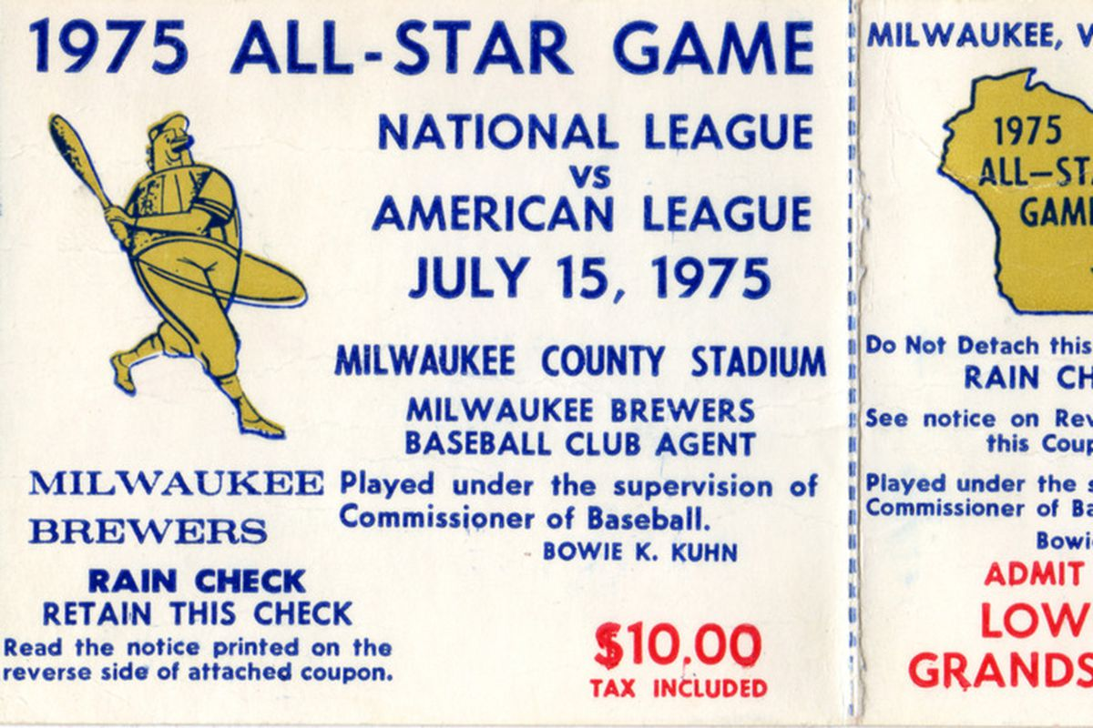 All-Star Game Tickets Through The Years - SBNation com