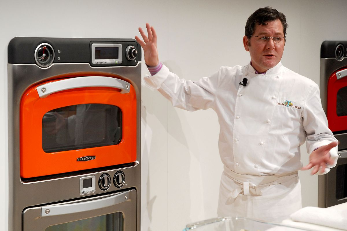 The Launch Of The Turbochef Speedcook Oven