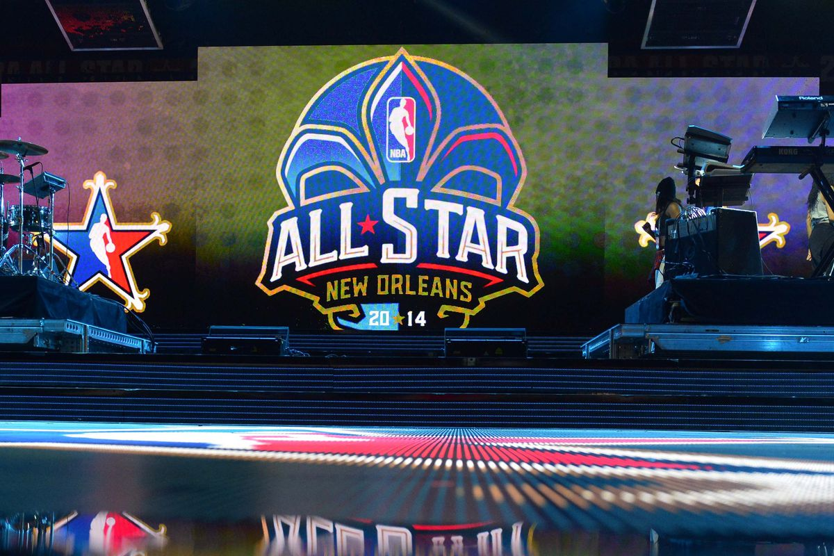 Time to add some #MACtion to the NBA All-Star weekend.