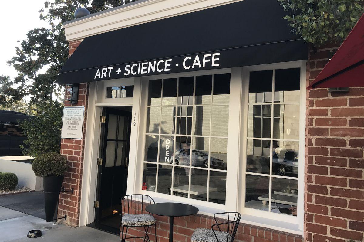 Urth Cafe San Francisco