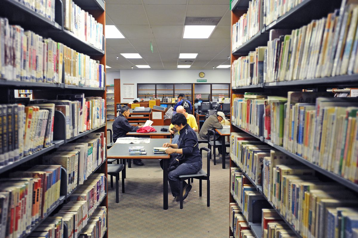 Why library late fees make complete sense