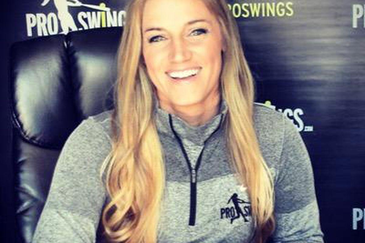 UCF Softball legend Stephanie Best (Photo: Stephanie Best)