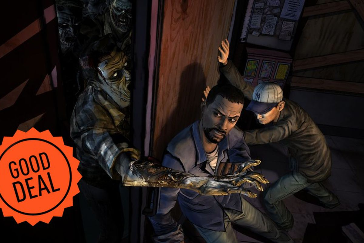 the walking dead ios all episodes free