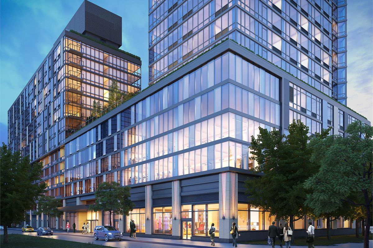 Rockrose\'s 50-story Long Island City tower debuts rentals from ...