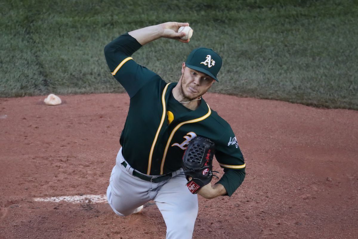 Should the Yankees trade prospect Estevan Florial for A's Sonny Gray?
