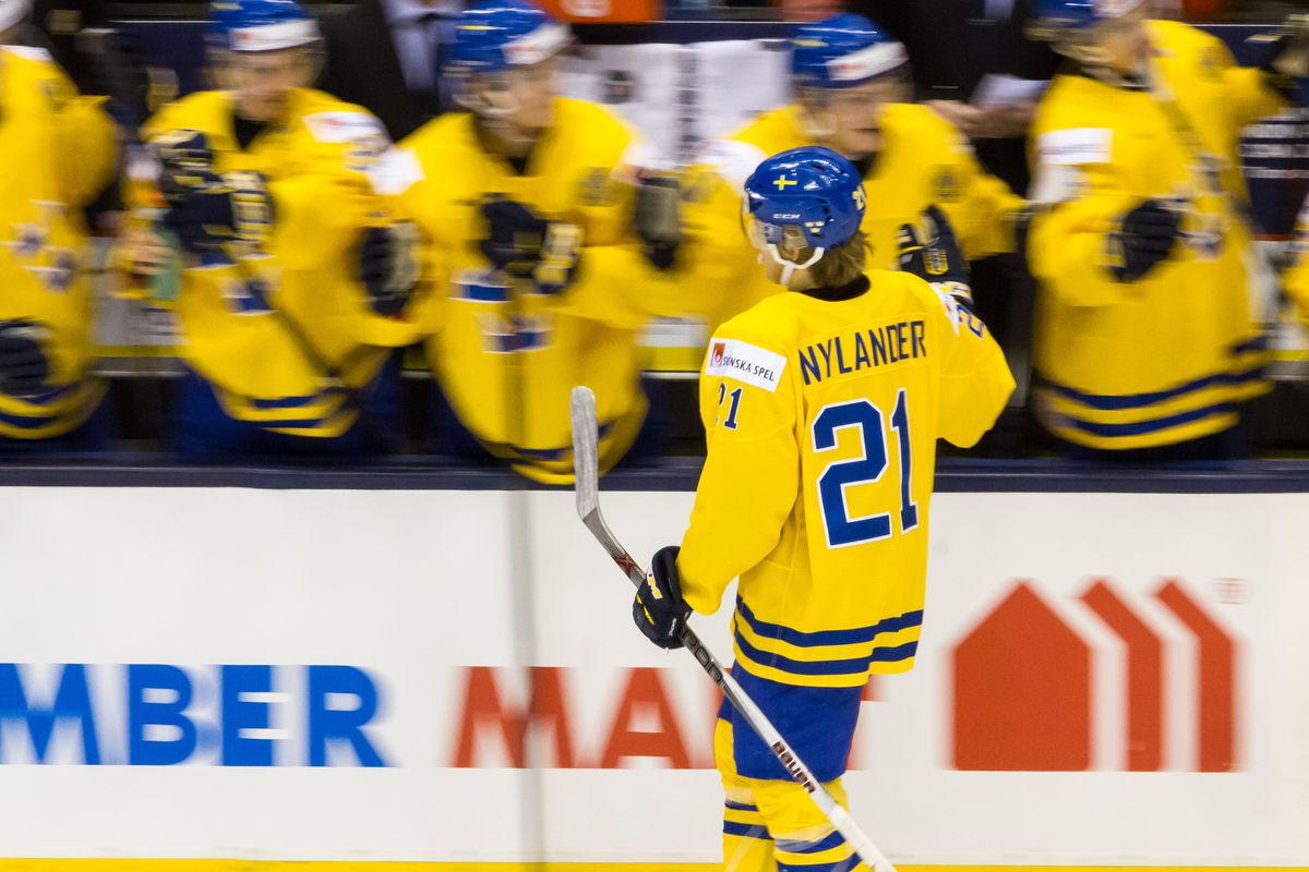 World Junior Hockey 2017 Team Sweden Are Early Favorites For Gold