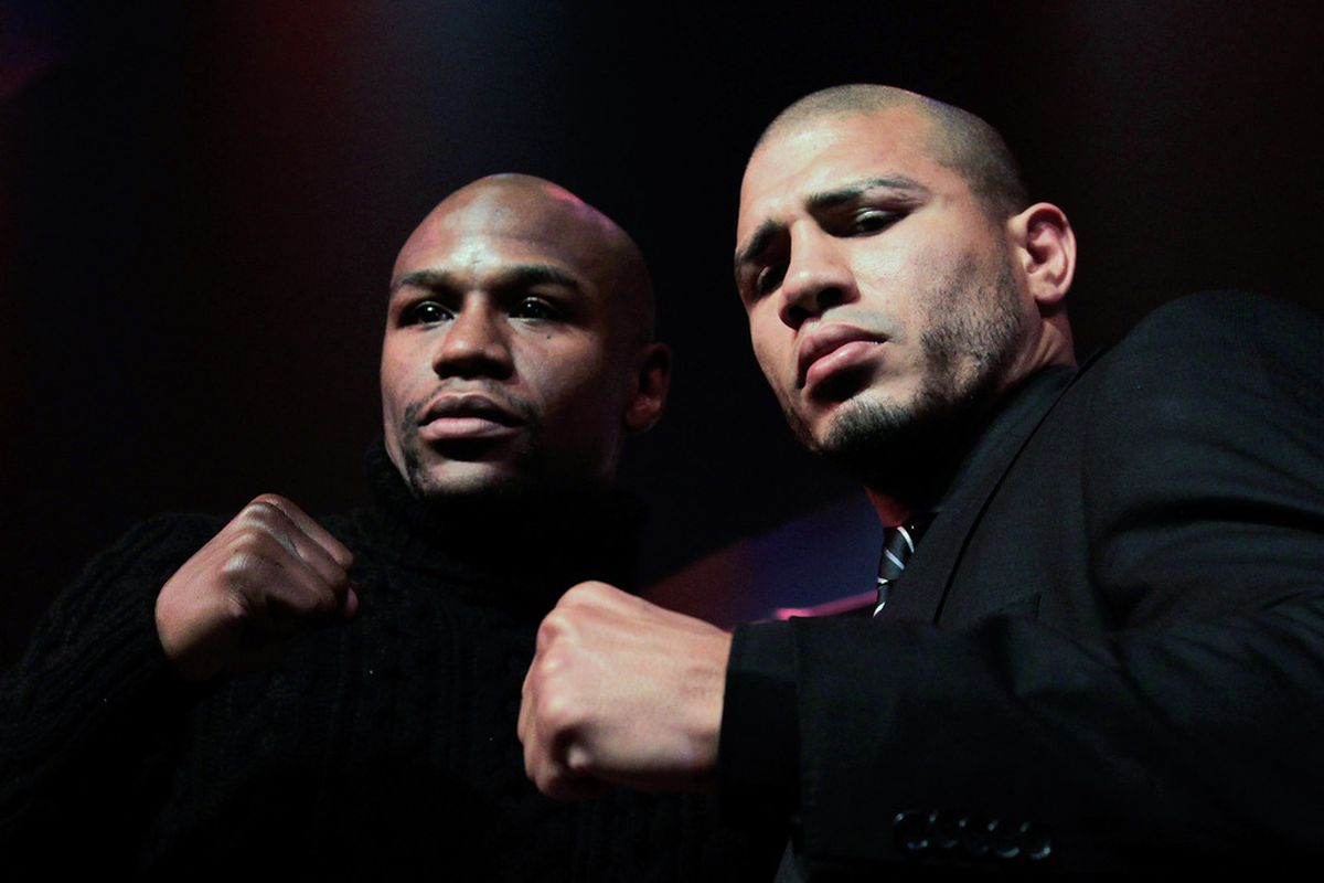Mayweather Vs Cotto New York Press Conference Quotes Bad Left Hook