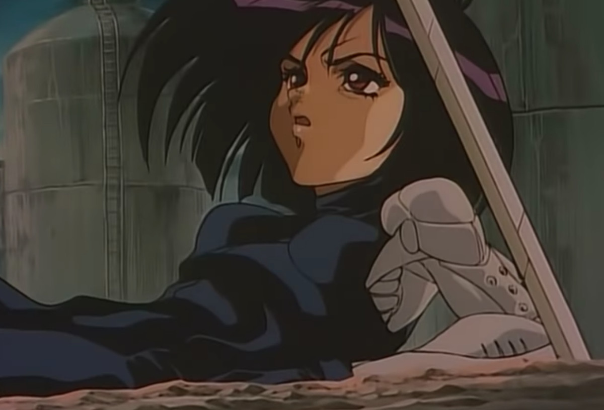 Image result for battle angel ova""