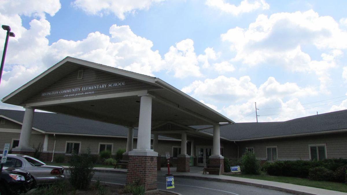 Irvington Community School is one of the city's oldest charter schools.