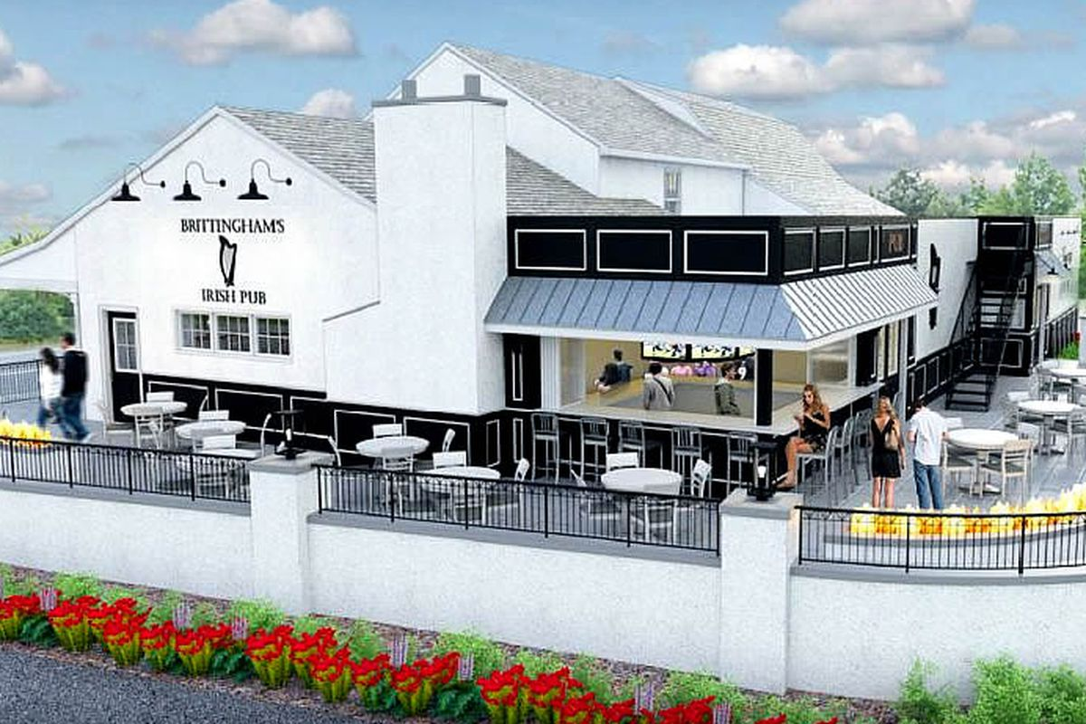 Brittingham's is getting a serious makeover