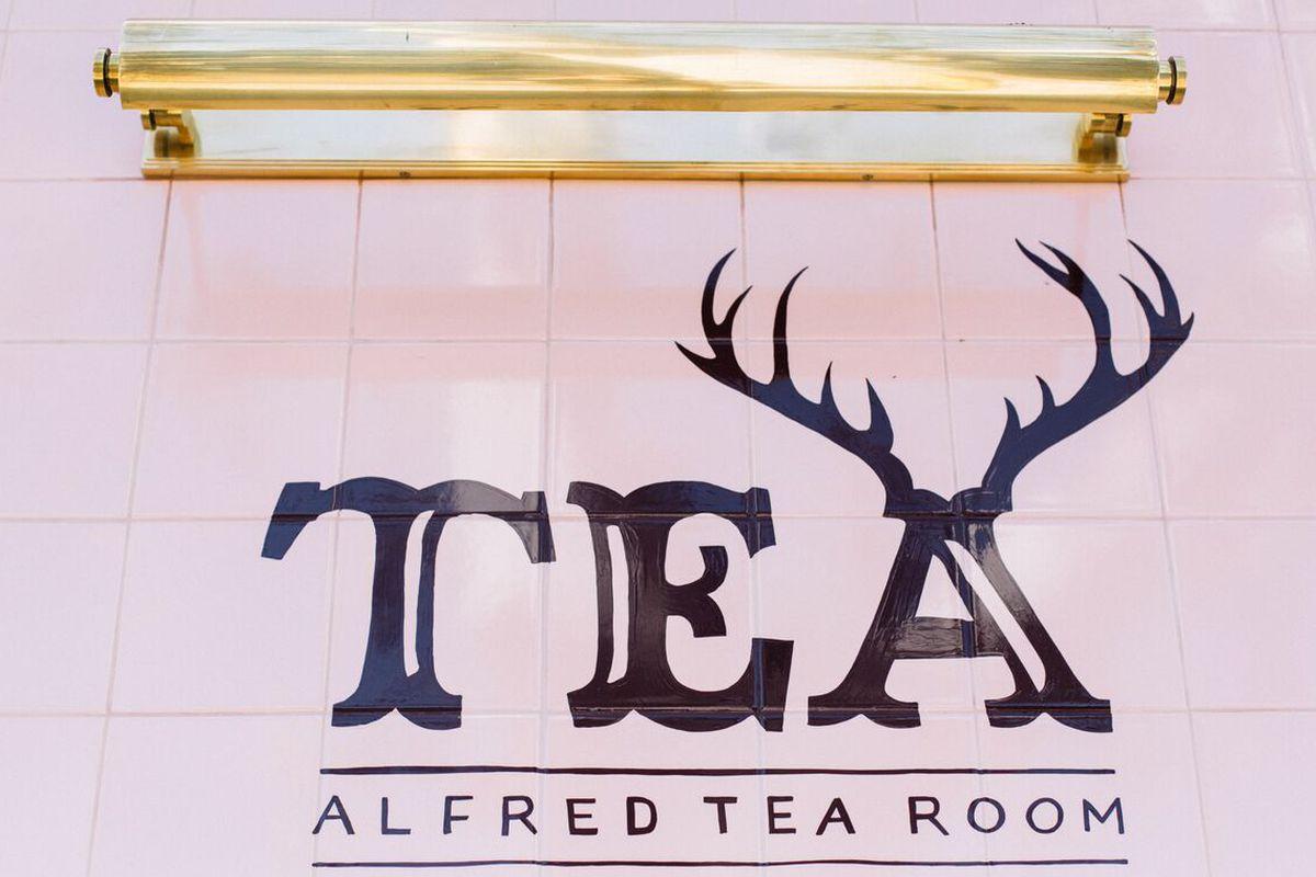 Alfred Tea Room, Los Angeles