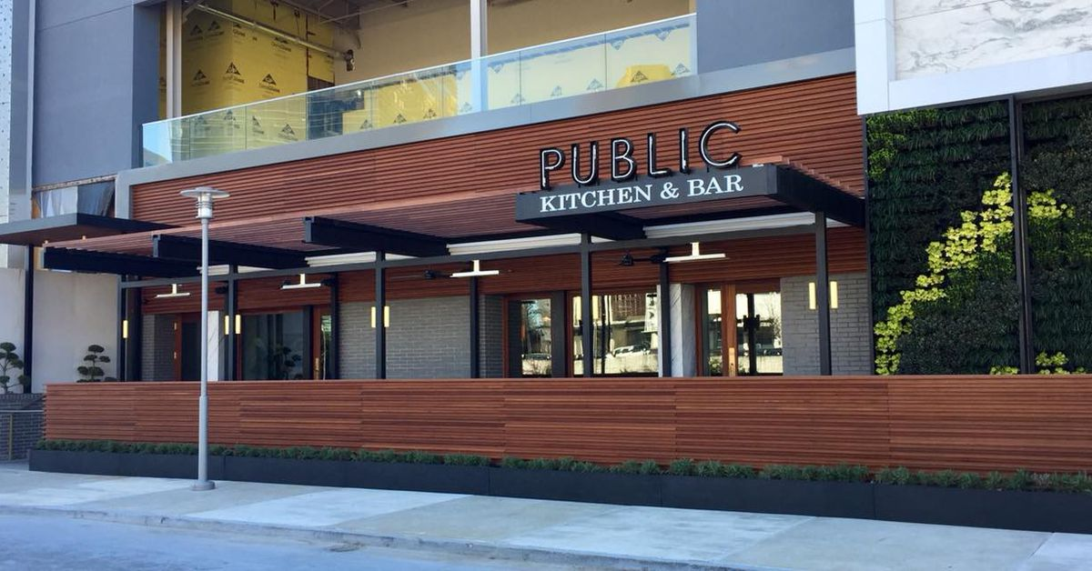 The Public Kitchen And Bar Phipps