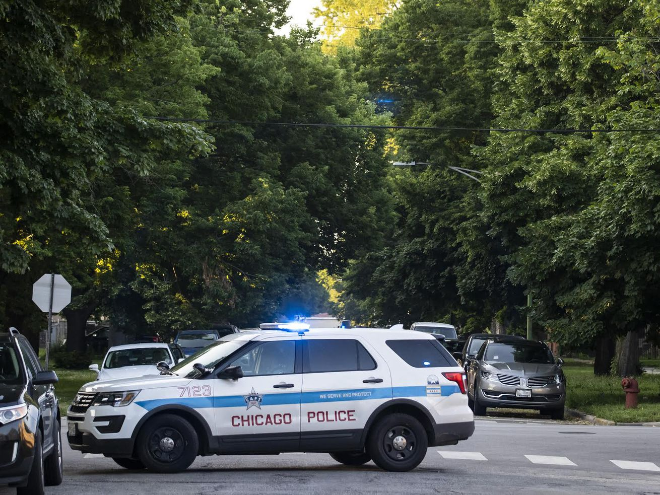 A man was shot and killed Sept. 8, 2020, in Englewood.