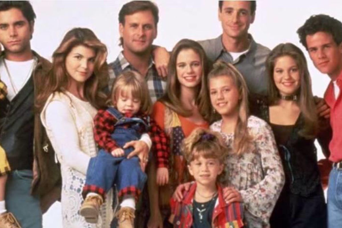 John Stamos confirmed Monday night that Full House is coming back.
