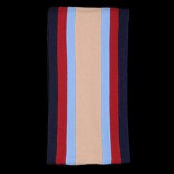"Gloverall regimental scarf, originally $150, final sale price <a href=""http://www.unionmadegoods.com/Gloverall_Regimental_Scarf_in_Gulf_Medal_7347.html"">$54</a>"