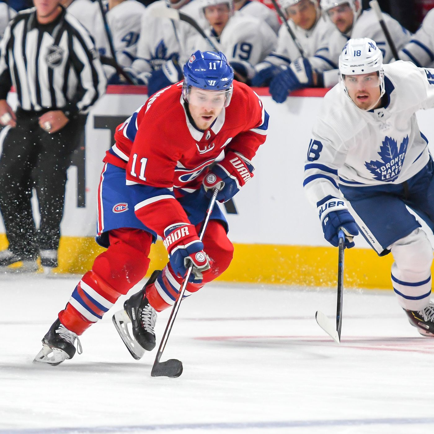 Canadiens Vs Maple Leafs Preview Start Time And How To Watch Eyes On The Prize