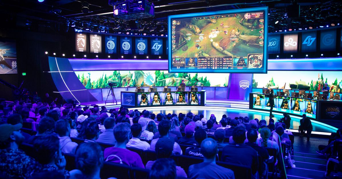 After years of following pro sports, League of Legends esports leagues are 'finally free to be ourselves'