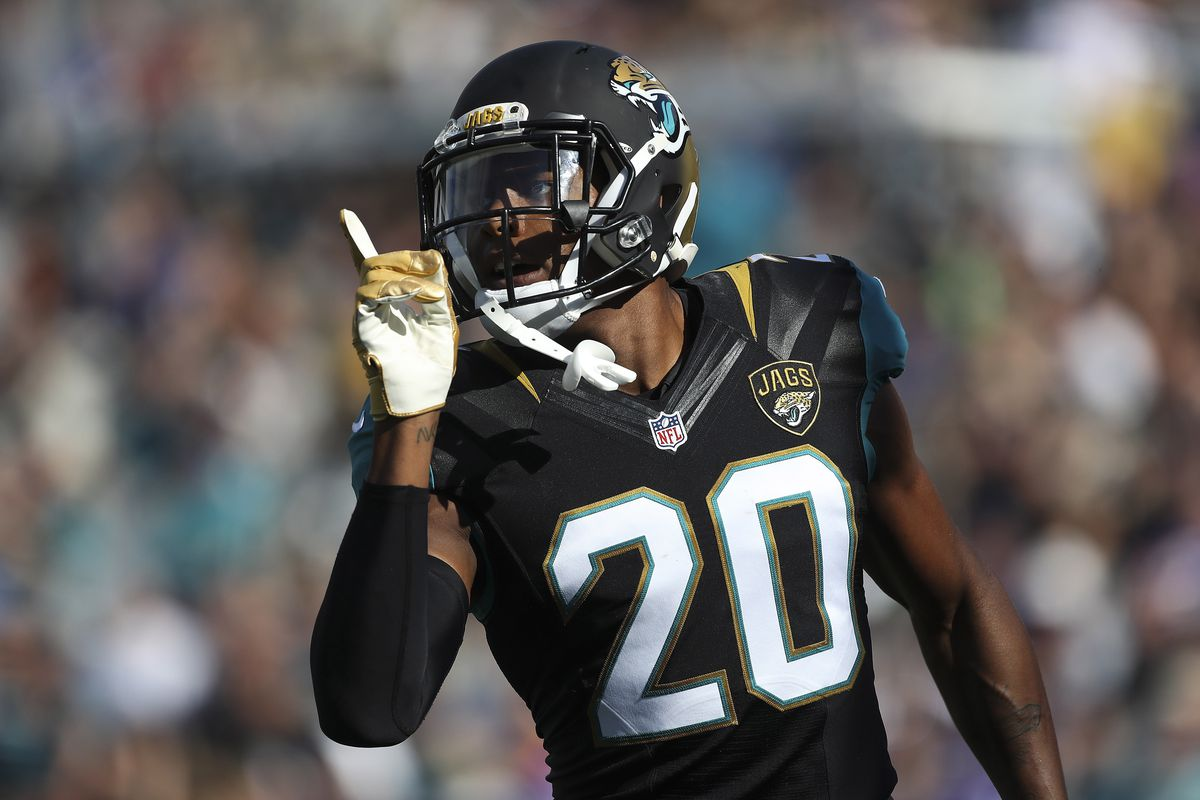 Jaguars 2017 OTAs Jalen Ramsey reports to OTAs Big Cat Country