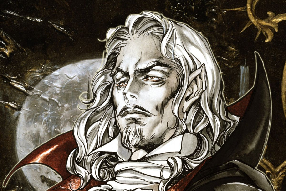 Check out the Voice Cast for the Castlevania Netflix Series