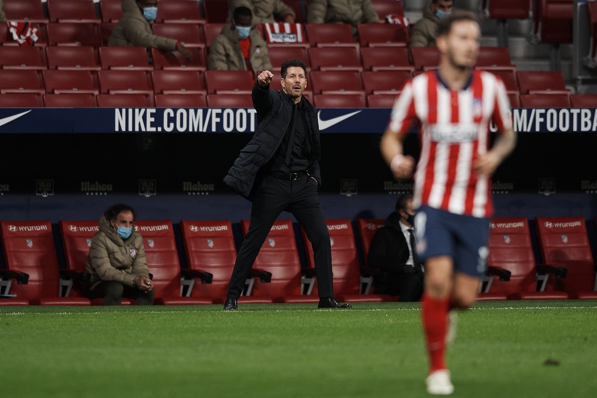 Atletico de Madrid v Cadiz CF - La Liga Santander