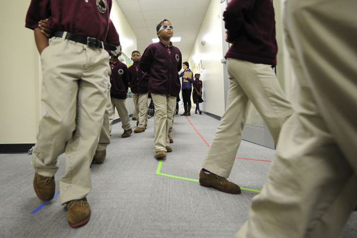 The number of charter schools in Indiana will reach 100 this fall.