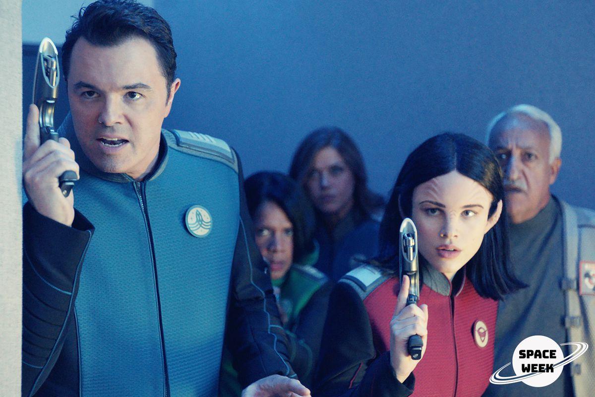 The Orville' Is Better Than Seth MacFarlane–Meets–'Star Trek' Might
