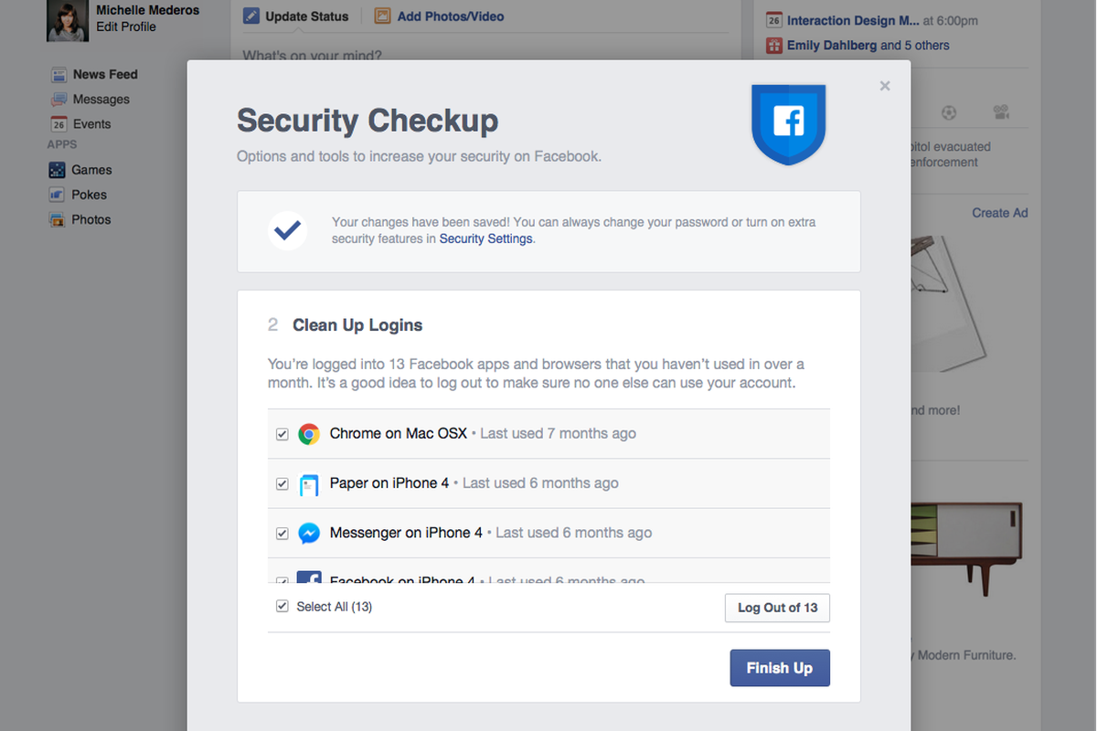 Facebook is testing a new tool to lock down user logins - The Verge