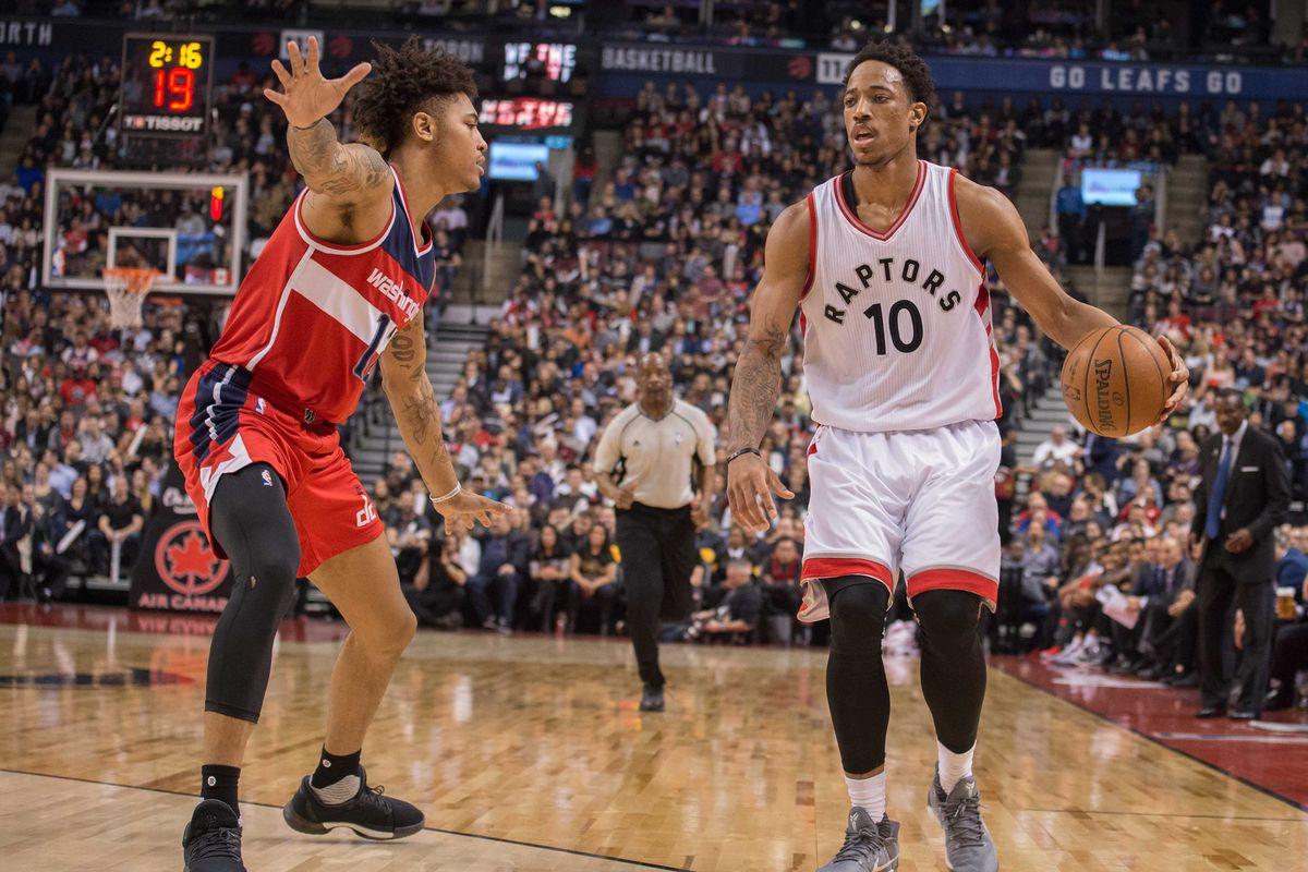 NBA: Washington Wizards at Toronto Raptors