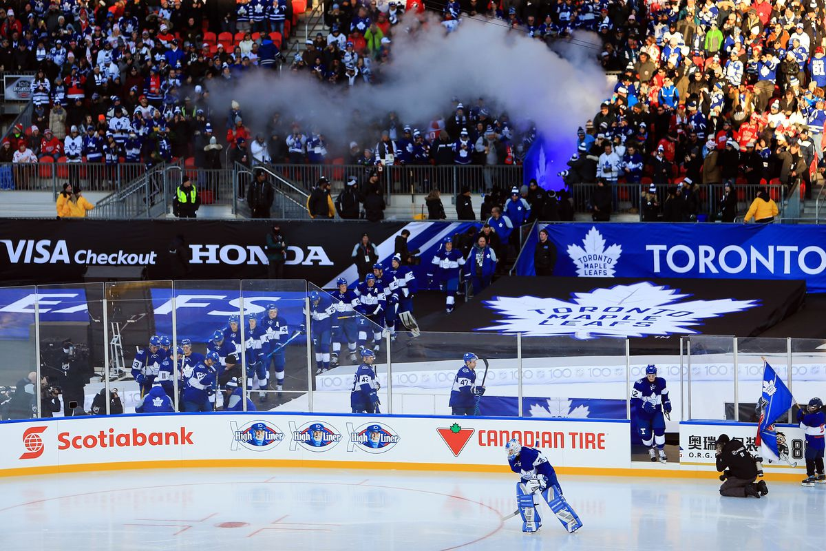 2017 Scotiabank NHL Centennial Classic - Detroit Red Wings v Toronto Maple Leafs