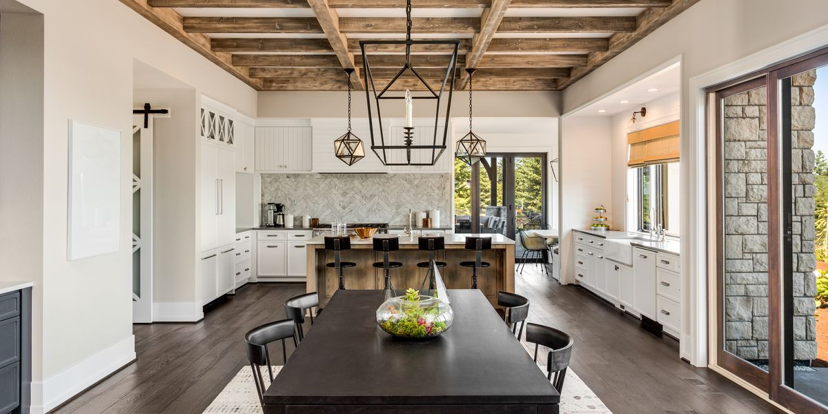 How To Build A Wood Beam Ceiling This Old House