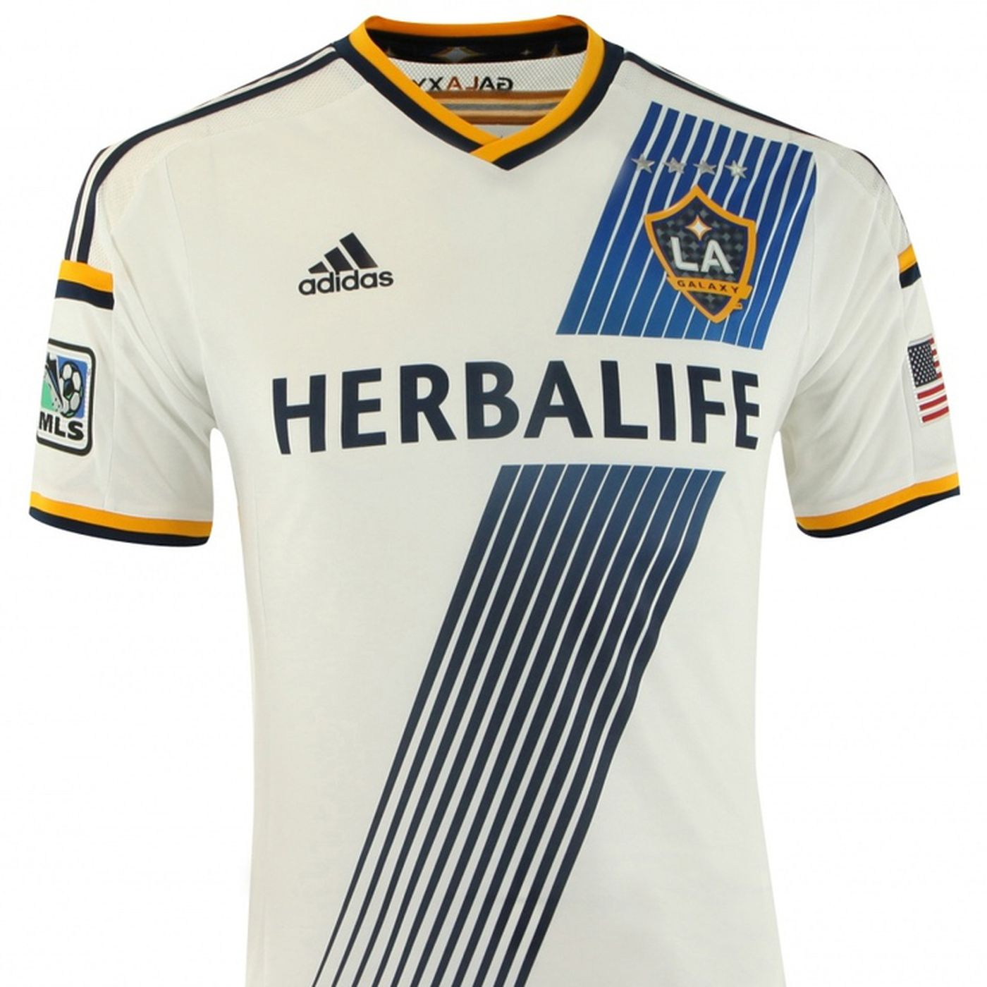 new style 36cb2 ef6f8 LA Galaxy 2014 home kit leaked, again - LAG Confidential