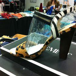 The coveted Carol ShoeMint heel, $30.