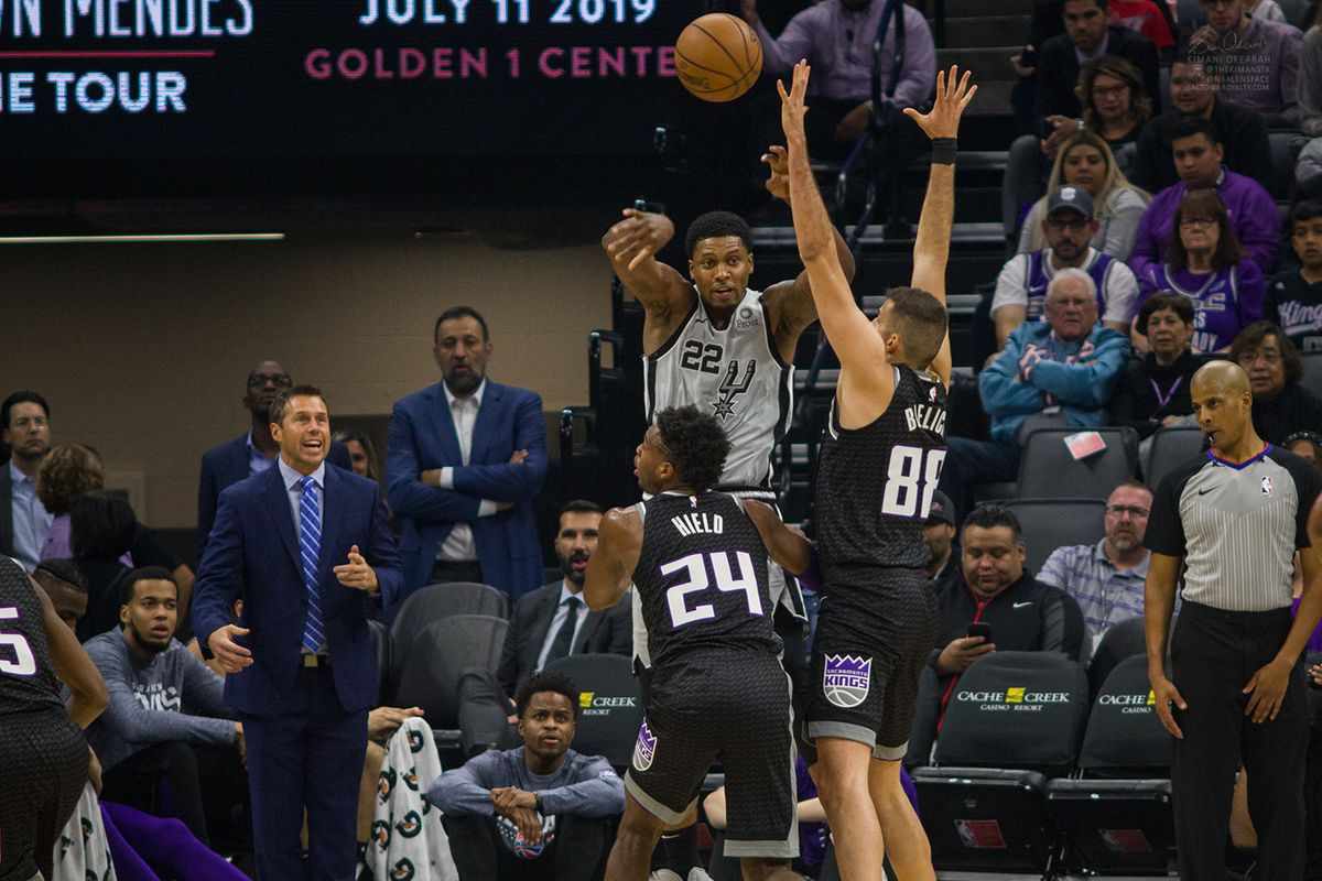 2af087011dc Kings vs. Spurs Preview: Basketball Heaven - Sactown Royalty