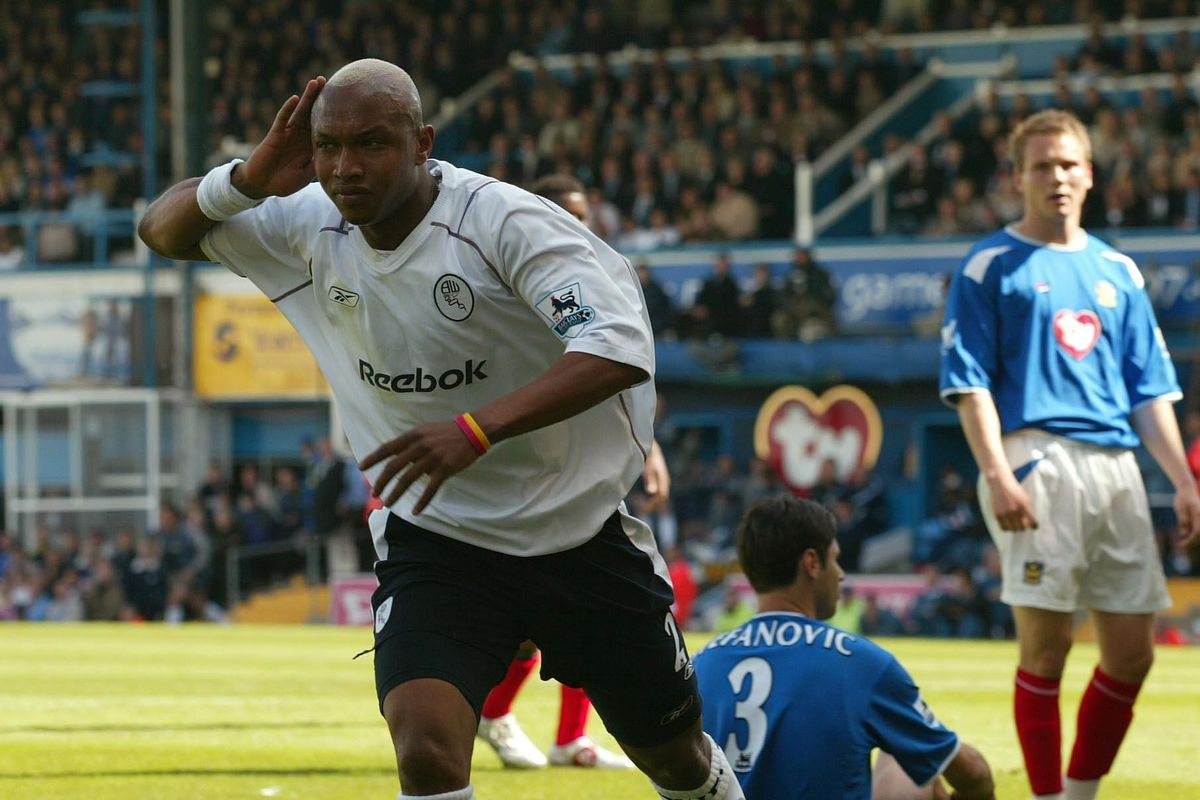 Soccer - FA Barclays Premiership - Portsmouth v Bolton Wanderers - Fratton Park