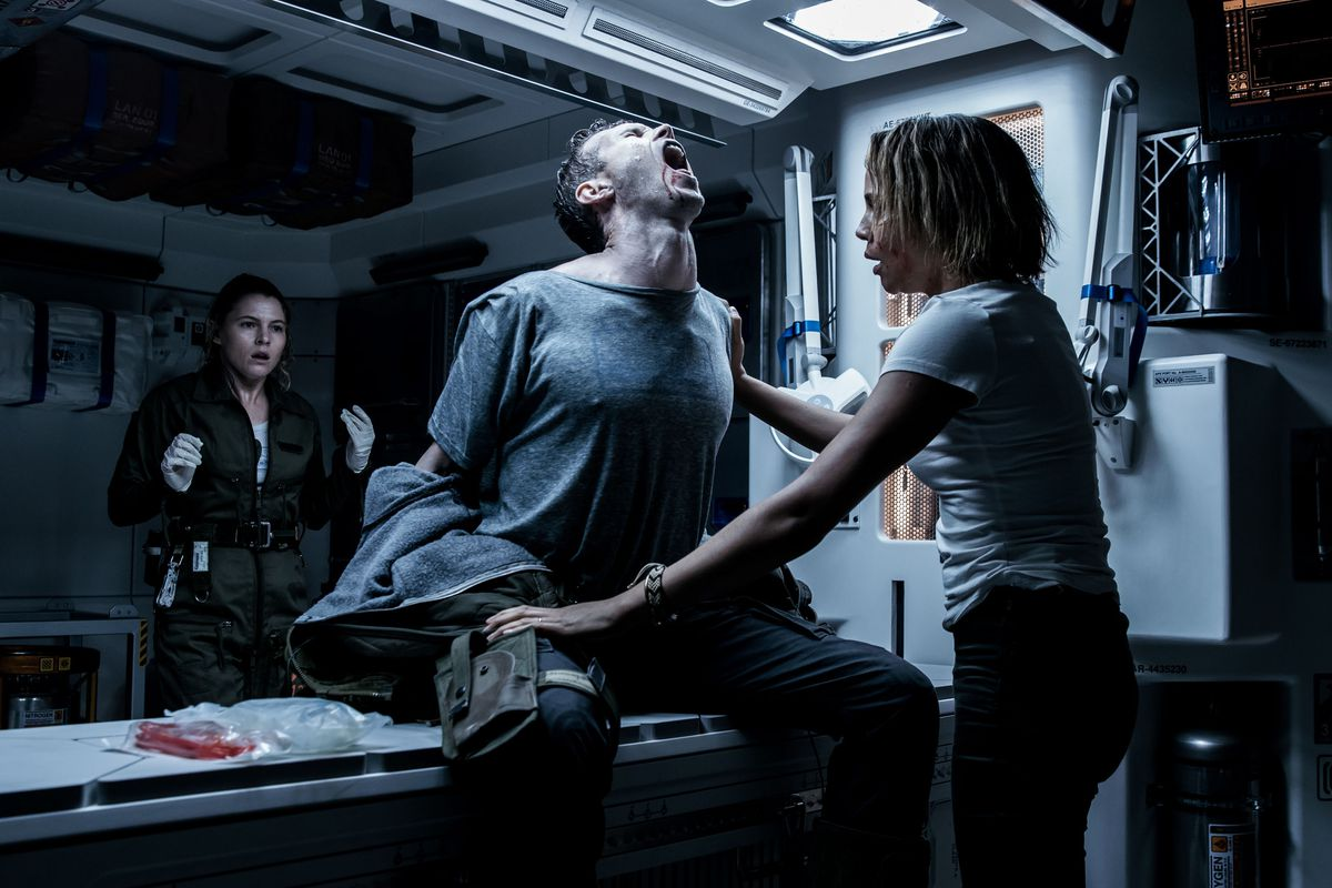 Alien: Covenant returns to the theme that made the ...