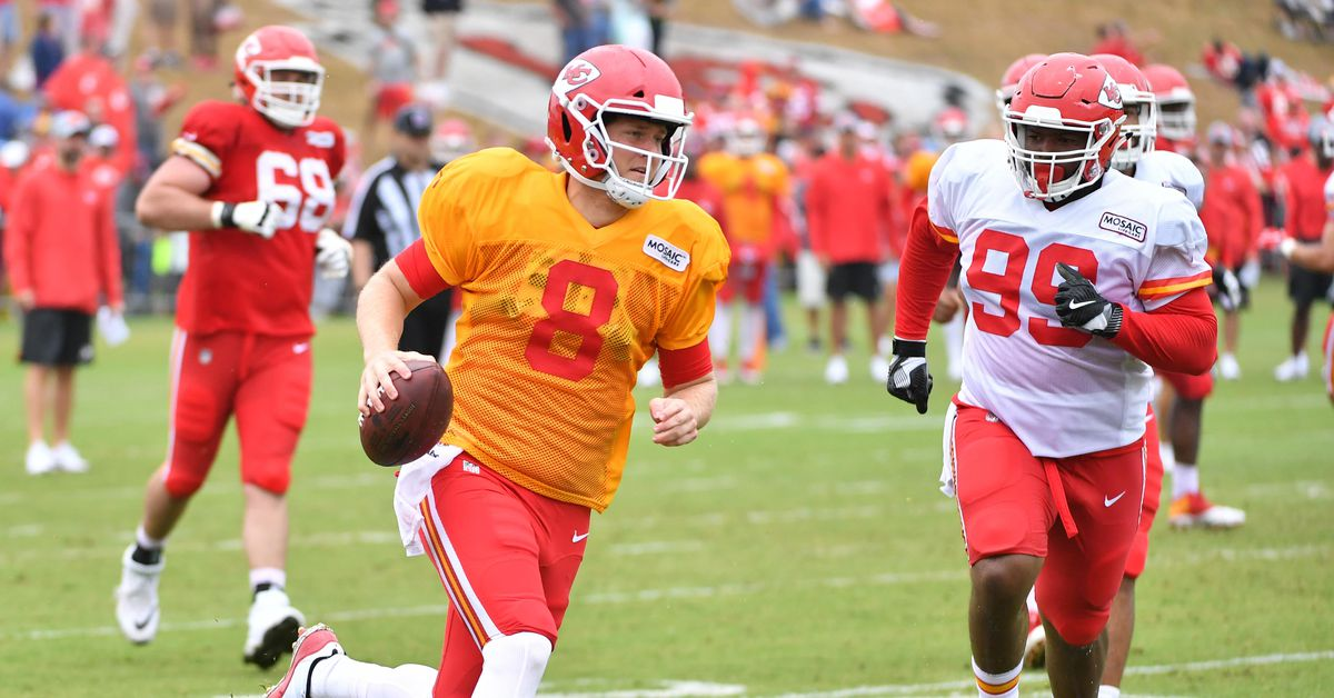 Chiefs position battle predictions as camp breaks