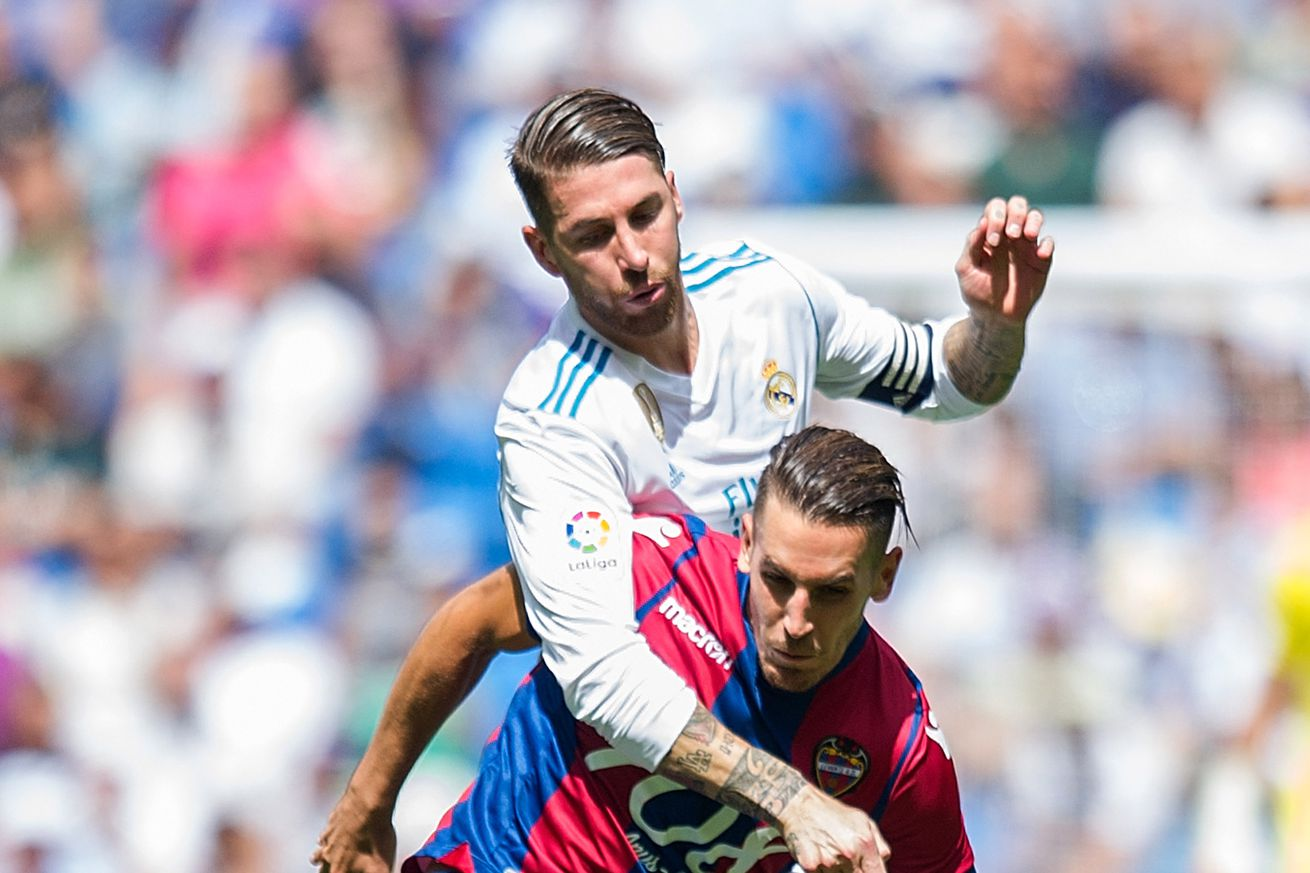 Real Madrid vs Levante 2018 live stream: Time, TV channels and how to watch La Liga online