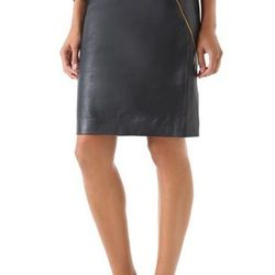 """<a href=""""http://www.shopbop.com/pencil-skirt-boy-by-band/vp/v=1/845524441944307.htm?folderID=2534374302025763&fm=other-shopbysize-viewall&colorId=12470"""">Boy. by Band of Outsiders Leather Pencil Skirt,</a> $317 (was $795)"""