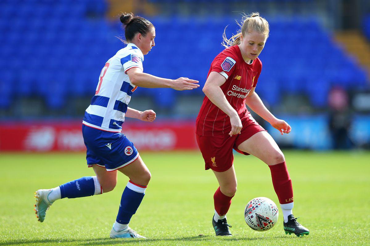 Liverpool v Reading - Barclays FA Women's Super League