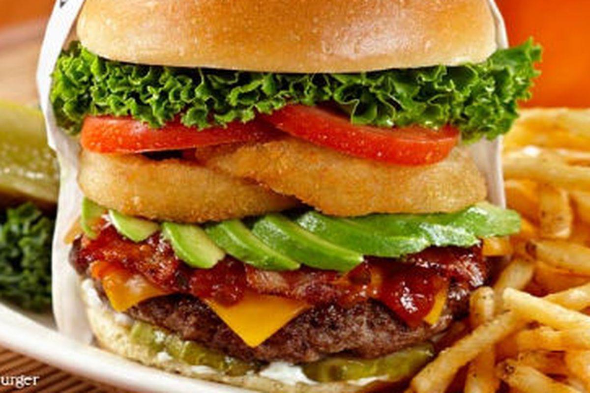 The Widow Maker Burger