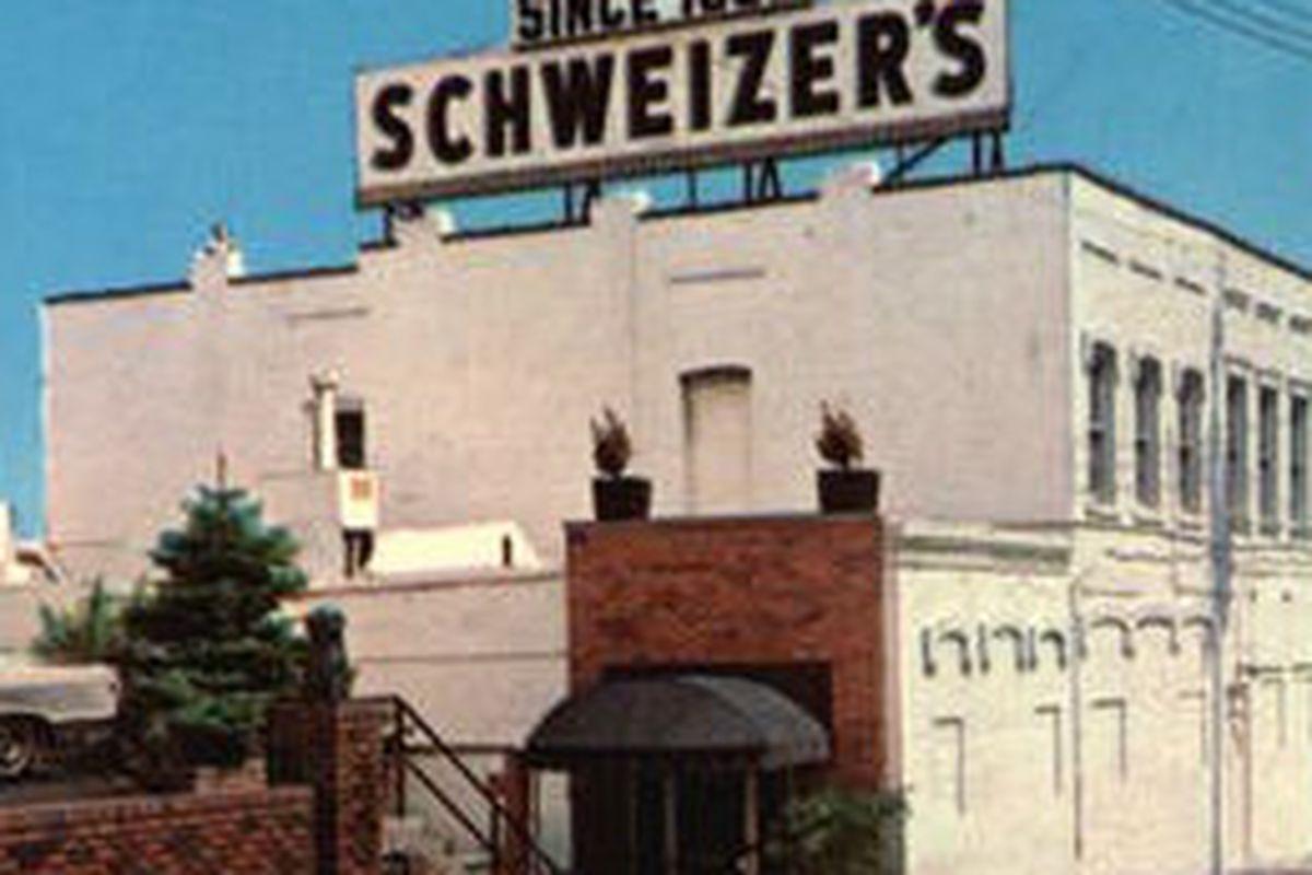 Schwiezer's.