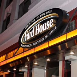 Yard House, recently bought by the Darden group of restaurants, is known for its food and for its music.