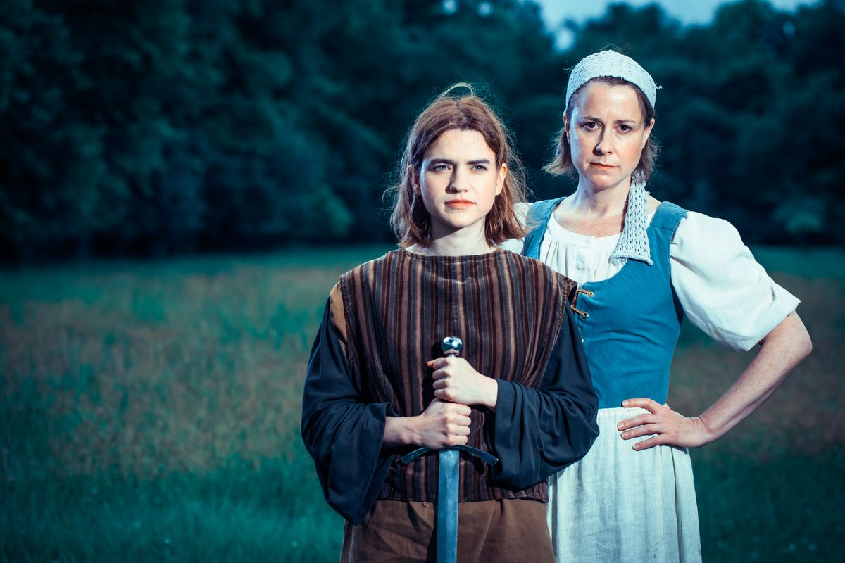 Curtain Call: 'Mother of the Maid,' 'King Hedley II and other openings, previews Sept. 6-12