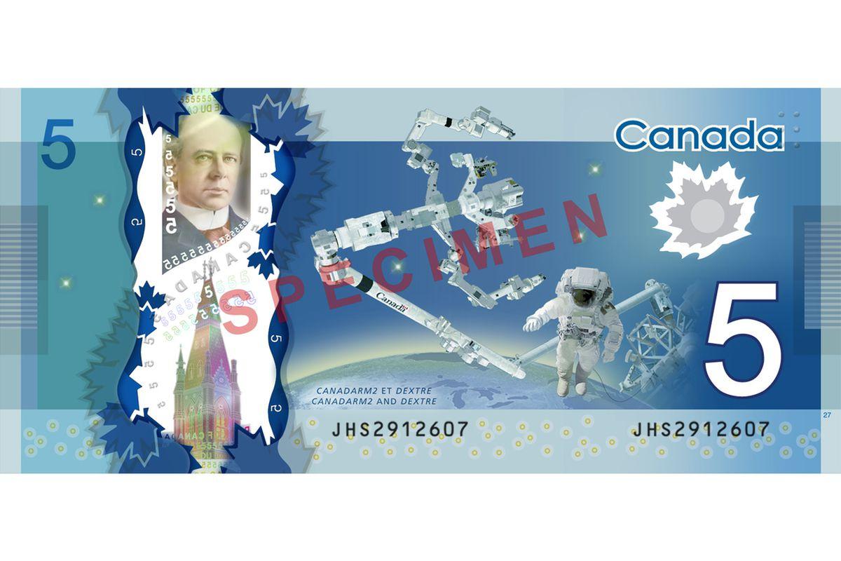 canadian money (bank of canada)
