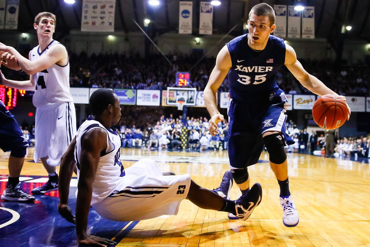 Xavier's fiesty forward won't be making the trip south.