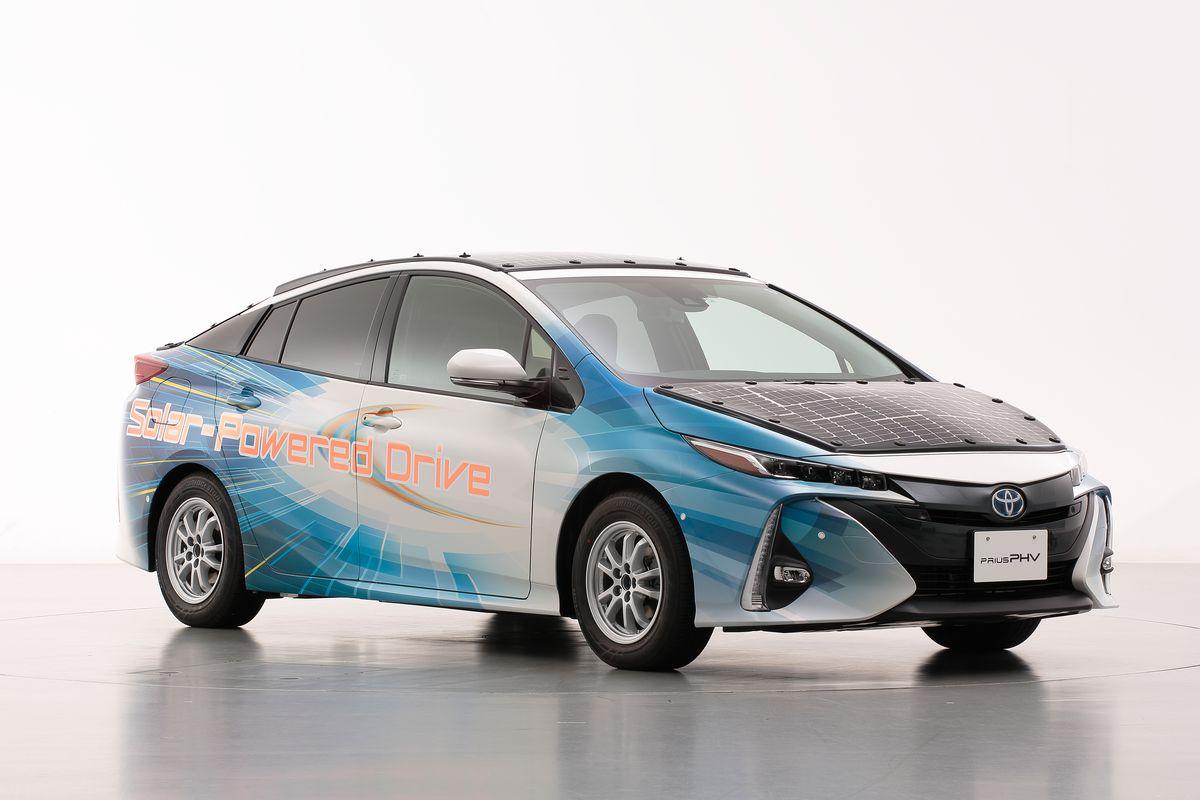 Toyota, Yakıtı Bitmeyen Araç Yapma Peşinde